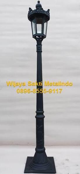 Tiang Lampu Jalan Lampu Taman Cv Wijaya Sakti Metalindo